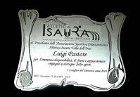 Cena ISAURA 19 dicembre 2018 al Maialino Nero - foto 1