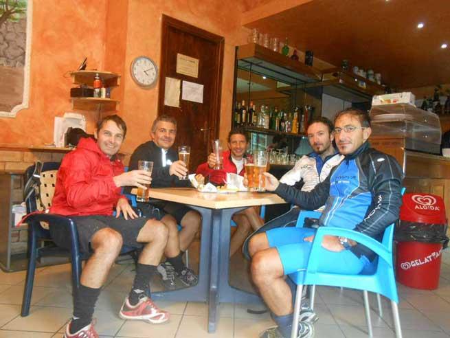 """17 novembre 2013 SPECIALE MTB """"MONTI PICENTINI""""   FIAB Salerno"""