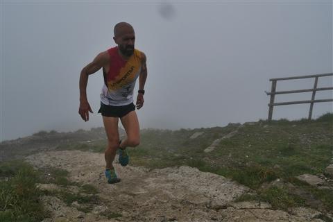 TRAIL di PIZZO San Michele N°3157 FOTO scattate a raffica in VETTA da Peppe Dalessio con nebbia e gran freddo - foto 28