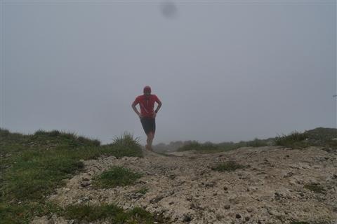 TRAIL di PIZZO San Michele N°3157 FOTO scattate a raffica in VETTA da Peppe Dalessio con nebbia e gran freddo - foto 41