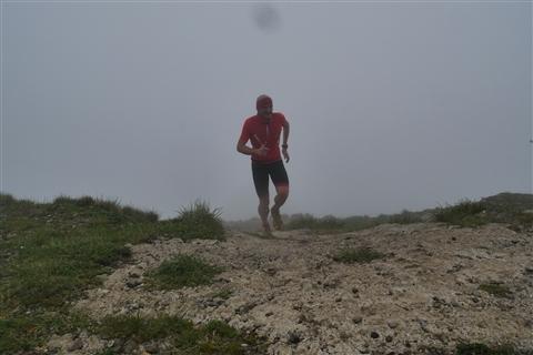 TRAIL di PIZZO San Michele N°3157 FOTO scattate a raffica in VETTA da Peppe Dalessio con nebbia e gran freddo - foto 48