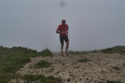 TRAIL di PIZZO San Michele N°3157 FOTO scattate a raffica in VETTA da Peppe Dalessio con nebbia e gran freddo - foto 49