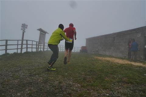 TRAIL di PIZZO San Michele N°3157 FOTO scattate a raffica in VETTA da Peppe Dalessio con nebbia e gran freddo - foto 65