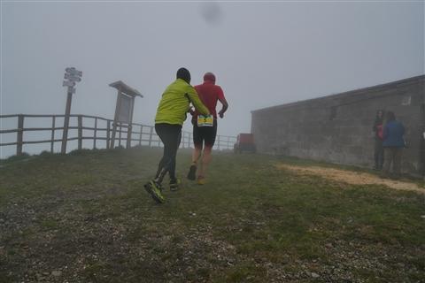 TRAIL di PIZZO San Michele N°3157 FOTO scattate a raffica in VETTA da Peppe Dalessio con nebbia e gran freddo - foto 66