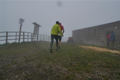 TRAIL di PIZZO San Michele N°3157 FOTO scattate a raffica in VETTA da Peppe Dalessio con nebbia e gran freddo - foto 69
