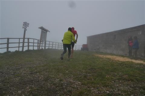 TRAIL di PIZZO San Michele N°3157 FOTO scattate a raffica in VETTA da Peppe Dalessio con nebbia e gran freddo - foto 70