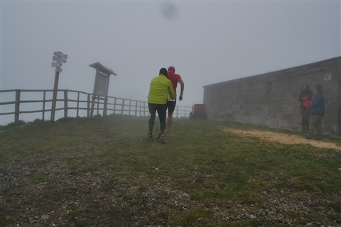 TRAIL di PIZZO San Michele N°3157 FOTO scattate a raffica in VETTA da Peppe Dalessio con nebbia e gran freddo - foto 71