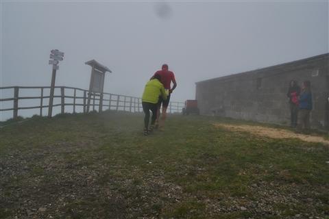 TRAIL di PIZZO San Michele N°3157 FOTO scattate a raffica in VETTA da Peppe Dalessio con nebbia e gran freddo - foto 73