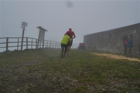 TRAIL di PIZZO San Michele N°3157 FOTO scattate a raffica in VETTA da Peppe Dalessio con nebbia e gran freddo - foto 74