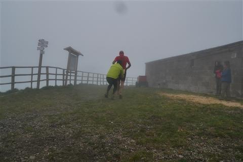 TRAIL di PIZZO San Michele N°3157 FOTO scattate a raffica in VETTA da Peppe Dalessio con nebbia e gran freddo - foto 75