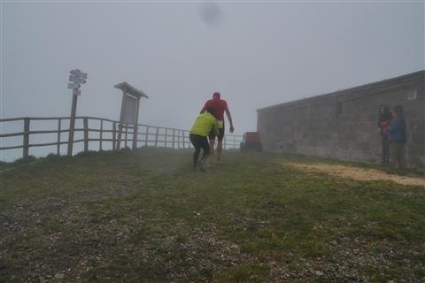 TRAIL di PIZZO San Michele N°3157 FOTO scattate a raffica in VETTA da Peppe Dalessio con nebbia e gran freddo - foto 78