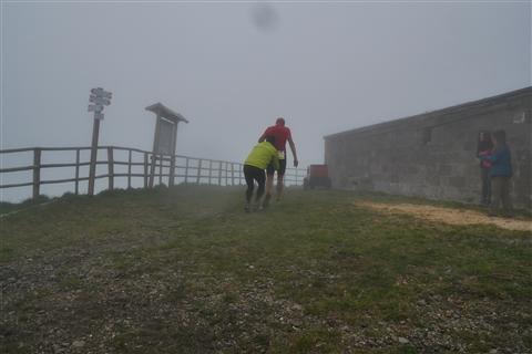 TRAIL di PIZZO San Michele N°3157 FOTO scattate a raffica in VETTA da Peppe Dalessio con nebbia e gran freddo - foto 80