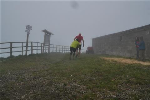 TRAIL di PIZZO San Michele N°3157 FOTO scattate a raffica in VETTA da Peppe Dalessio con nebbia e gran freddo - foto 81