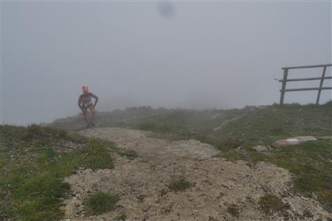 TRAIL di PIZZO San Michele N°3157 FOTO scattate a raffica in VETTA da Peppe Dalessio con nebbia e gran freddo - foto 82