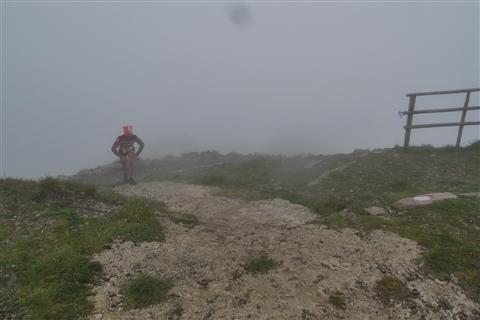 TRAIL di PIZZO San Michele N°3157 FOTO scattate a raffica in VETTA da Peppe Dalessio con nebbia e gran freddo - foto 84
