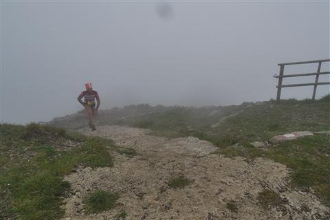 TRAIL di PIZZO San Michele N°3157 FOTO scattate a raffica in VETTA da Peppe Dalessio con nebbia e gran freddo - foto 88