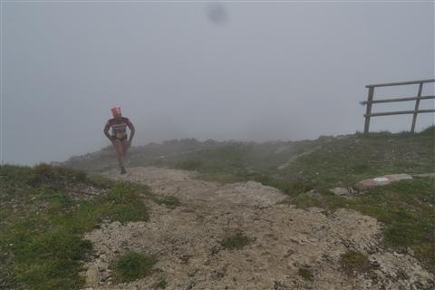 TRAIL di PIZZO San Michele N°3157 FOTO scattate a raffica in VETTA da Peppe Dalessio con nebbia e gran freddo - foto 89
