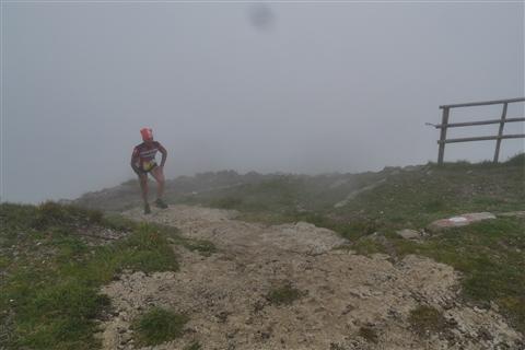TRAIL di PIZZO San Michele N°3157 FOTO scattate a raffica in VETTA da Peppe Dalessio con nebbia e gran freddo - foto 91