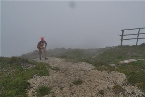 TRAIL di PIZZO San Michele N°3157 FOTO scattate a raffica in VETTA da Peppe Dalessio con nebbia e gran freddo - foto 92