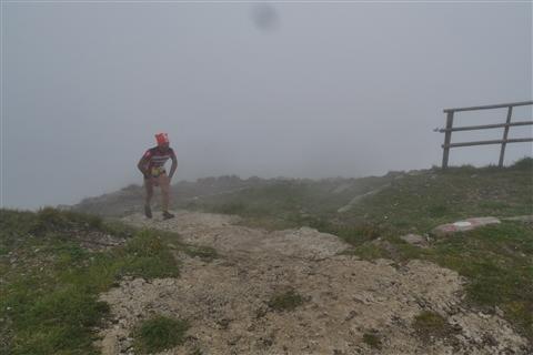 TRAIL di PIZZO San Michele N°3157 FOTO scattate a raffica in VETTA da Peppe Dalessio con nebbia e gran freddo - foto 93