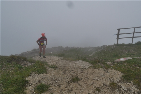 TRAIL di PIZZO San Michele N°3157 FOTO scattate a raffica in VETTA da Peppe Dalessio con nebbia e gran freddo - foto 94