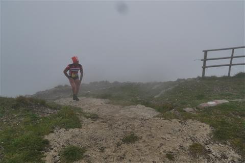 TRAIL di PIZZO San Michele N°3157 FOTO scattate a raffica in VETTA da Peppe Dalessio con nebbia e gran freddo - foto 95