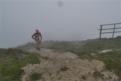 TRAIL di PIZZO San Michele N°3157 FOTO scattate a raffica in VETTA da Peppe Dalessio con nebbia e gran freddo - foto 96