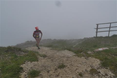 TRAIL di PIZZO San Michele N°3157 FOTO scattate a raffica in VETTA da Peppe Dalessio con nebbia e gran freddo - foto 98