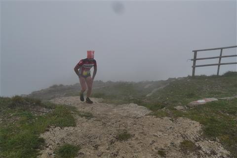 TRAIL di PIZZO San Michele N°3157 FOTO scattate a raffica in VETTA da Peppe Dalessio con nebbia e gran freddo - foto 103