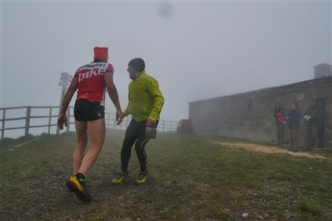 TRAIL di PIZZO San Michele N°3157 FOTO scattate a raffica in VETTA da Peppe Dalessio con nebbia e gran freddo - foto 125