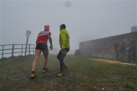 TRAIL di PIZZO San Michele N°3157 FOTO scattate a raffica in VETTA da Peppe Dalessio con nebbia e gran freddo - foto 128