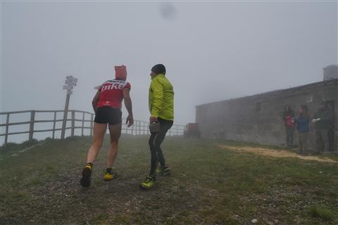 TRAIL di PIZZO San Michele N°3157 FOTO scattate a raffica in VETTA da Peppe Dalessio con nebbia e gran freddo - foto 129