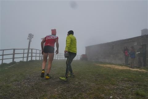 TRAIL di PIZZO San Michele N°3157 FOTO scattate a raffica in VETTA da Peppe Dalessio con nebbia e gran freddo - foto 130