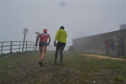 TRAIL di PIZZO San Michele N°3157 FOTO scattate a raffica in VETTA da Peppe Dalessio con nebbia e gran freddo - foto 132