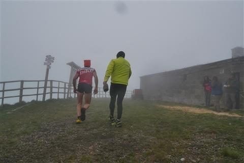 TRAIL di PIZZO San Michele N°3157 FOTO scattate a raffica in VETTA da Peppe Dalessio con nebbia e gran freddo - foto 133