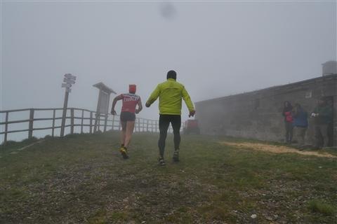 TRAIL di PIZZO San Michele N°3157 FOTO scattate a raffica in VETTA da Peppe Dalessio con nebbia e gran freddo - foto 137