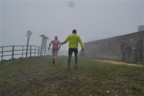 TRAIL di PIZZO San Michele N°3157 FOTO scattate a raffica in VETTA da Peppe Dalessio con nebbia e gran freddo - foto 138