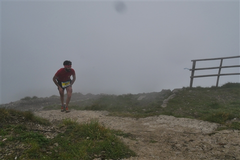 TRAIL di PIZZO San Michele N°3157 FOTO scattate a raffica in VETTA da Peppe Dalessio con nebbia e gran freddo - foto 141