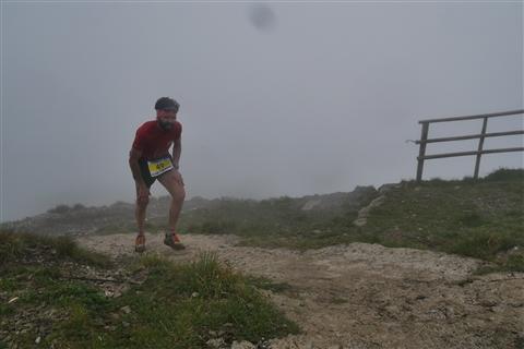TRAIL di PIZZO San Michele N°3157 FOTO scattate a raffica in VETTA da Peppe Dalessio con nebbia e gran freddo - foto 149