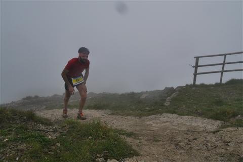 TRAIL di PIZZO San Michele N°3157 FOTO scattate a raffica in VETTA da Peppe Dalessio con nebbia e gran freddo - foto 150