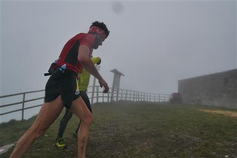 TRAIL di PIZZO San Michele N°3157 FOTO scattate a raffica in VETTA da Peppe Dalessio con nebbia e gran freddo - foto 181