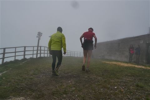 TRAIL di PIZZO San Michele N°3157 FOTO scattate a raffica in VETTA da Peppe Dalessio con nebbia e gran freddo - foto 195
