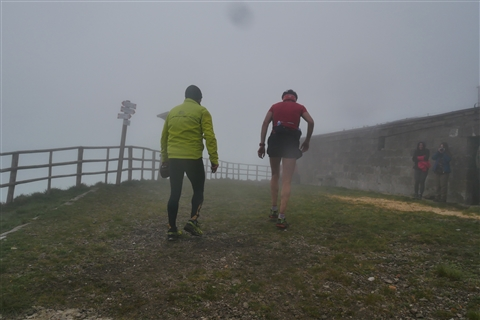 TRAIL di PIZZO San Michele N°3157 FOTO scattate a raffica in VETTA da Peppe Dalessio con nebbia e gran freddo - foto 196