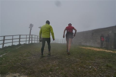 TRAIL di PIZZO San Michele N°3157 FOTO scattate a raffica in VETTA da Peppe Dalessio con nebbia e gran freddo - foto 197