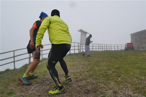 TRAIL di PIZZO San Michele N°3157 FOTO scattate a raffica in VETTA da Peppe Dalessio con nebbia e gran freddo - foto 231
