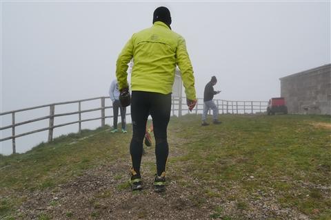 TRAIL di PIZZO San Michele N°3157 FOTO scattate a raffica in VETTA da Peppe Dalessio con nebbia e gran freddo - foto 238