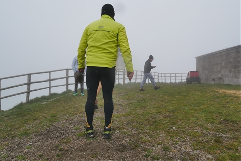 TRAIL di PIZZO San Michele N°3157 FOTO scattate a raffica in VETTA da Peppe Dalessio con nebbia e gran freddo - foto 239