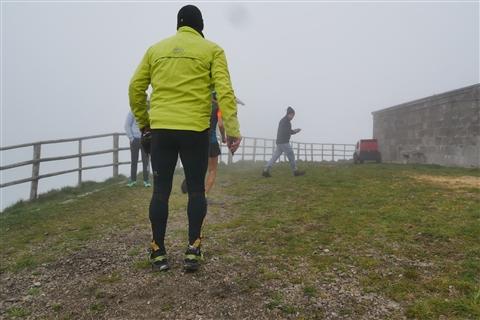 TRAIL di PIZZO San Michele N°3157 FOTO scattate a raffica in VETTA da Peppe Dalessio con nebbia e gran freddo - foto 240