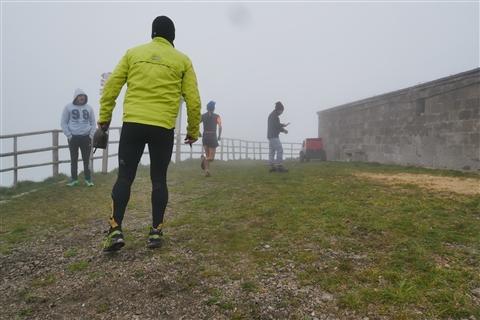 TRAIL di PIZZO San Michele N°3157 FOTO scattate a raffica in VETTA da Peppe Dalessio con nebbia e gran freddo - foto 248