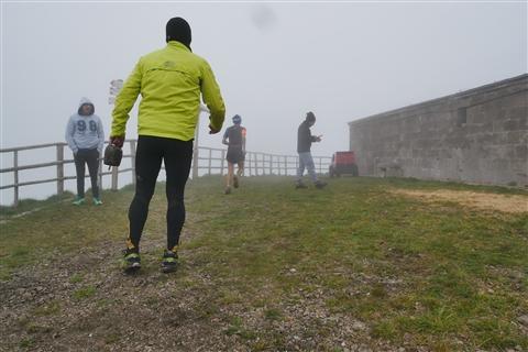 TRAIL di PIZZO San Michele N°3157 FOTO scattate a raffica in VETTA da Peppe Dalessio con nebbia e gran freddo - foto 249